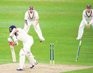 'Don't judge India by tour game failure'