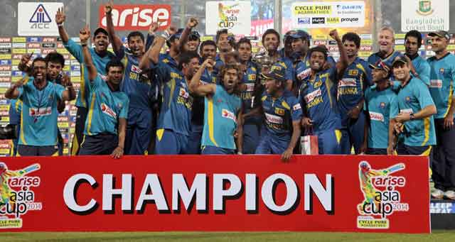 Asia Cup: Sri Lanka deservedly break their final jinx