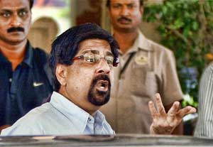 Boss, Shut up, says angry Srikkanth to reporters