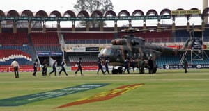 Sri Lanka eye return to Pakistan - official