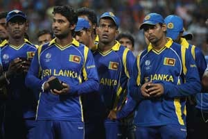 'Come home' decision taken before WC: Mendis