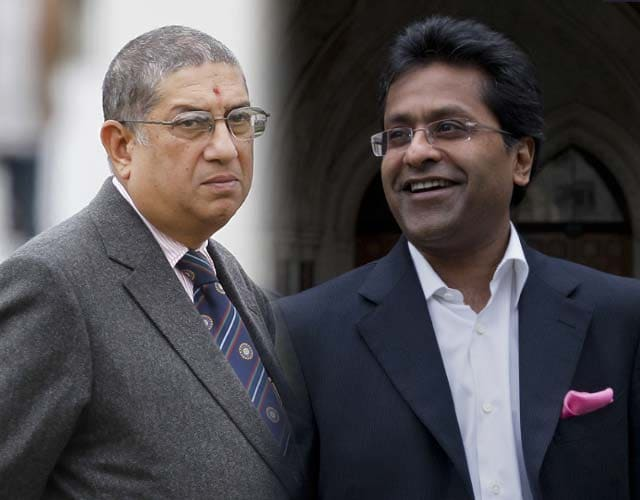 Indian Premier League scandal: Time to bury N Srinivasan's India Cements, tweets Lalit Modi