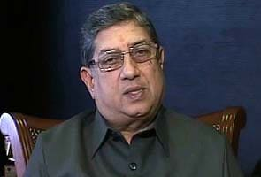 N Srinivasan refuses to comment, uncertainty on return as BCCI chief remains