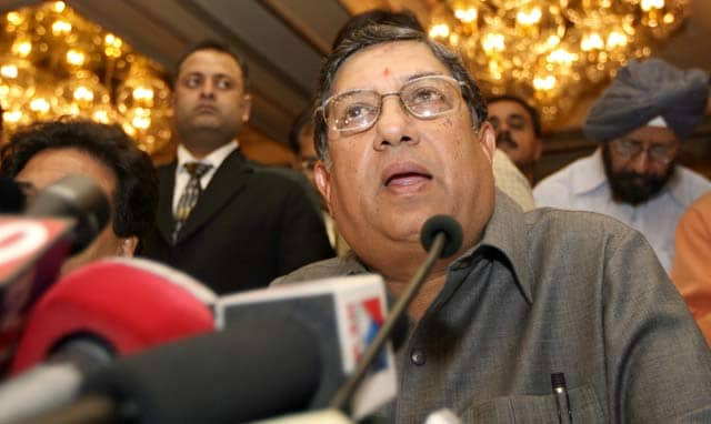 N. Srinivasan will step aside for time-bound IPL spot-fixing probe: BCCI's offer to Supreme Court, say sources