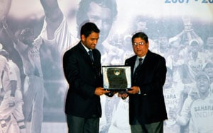 MS Dhoni appointed vice-president of India Cements, a company headed by N Srinivasan