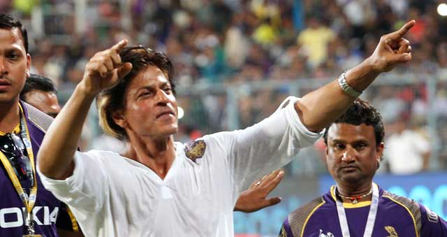 IPL Final: 'Nervous' Shah Rukh Khan Tweets Updates as Kolkata Knight Riders Play Kings XI Punjab