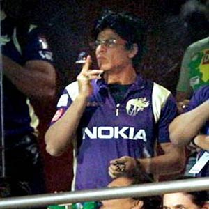 IPL: Shah Rukh Khan pleads guilty in smoking case
