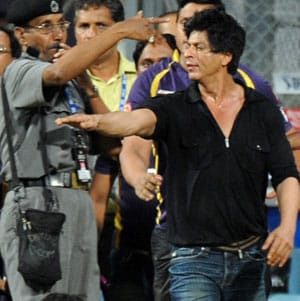 IPL 6: Wankhede guard who fought Shah Rukh Khan gets off for Kolkata match today
