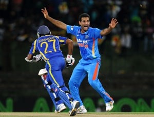 One-off Twenty20: Statistical highlights from the India-Sri Lanka match