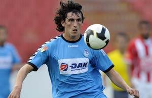 Manchester City swoop for Partizan defender Savic