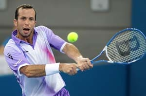 Stepanek out of Davis Cup due to flu