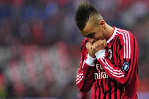 Stephan El Shaarawy not for sale, says AC Milan chief