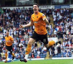 Ward gives Wolves winning start vs Blackburn