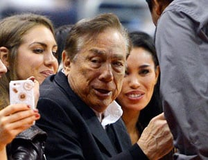 NBA team owner allegedly told girlfriend not to bring black people to games