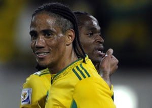 South Africa rallying after Steven Pienaar's exit