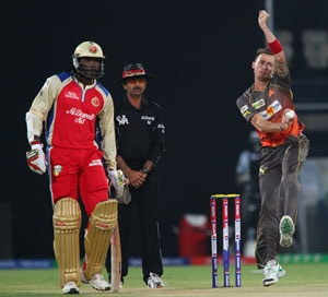 Sunrisers Hyderabad vs Royal Challengers Bangalore: Statistical Highilights