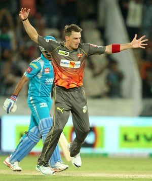 Sunrisers Hyderabad vs Pune Warriors: Statistical Highlights