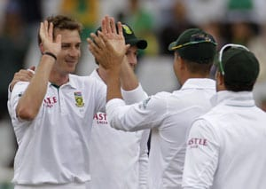 Dale Steyn determined to star in scary movie