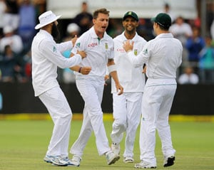 2nd Test Day 2: Hapless Kiwis collapse against South Africa pace