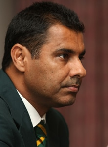 Waqar wants to end ODI series on a high