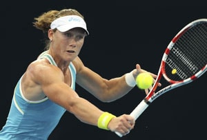 Stosur ousted in 2nd round at Brisbane