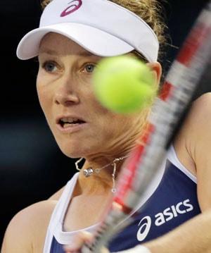 Samantha Stosur advances to Japan Open quarterfinals
