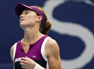 Sixth seed Samantha Stosur ousted at Indian Wells