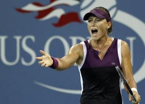 Samantha Stosur and long-time coach David Taylor split