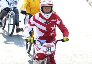 London 2012 Cycling: Strombergs, Pajon storm to BMX gold