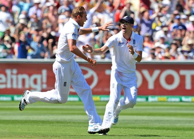 The Ashes, 4th Test: Bowlers put England in control against Australia on Day 2
