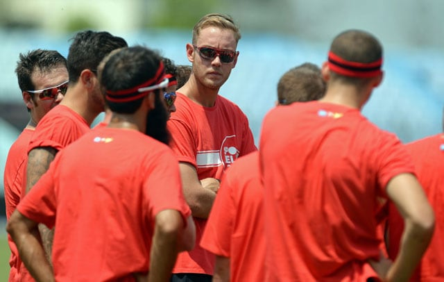 ICC World Twenty20: Stuart Broad looks for new England era after tough winter