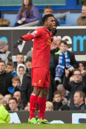 Liverpool F.C. Striker Daniel Sturridge Signs Long-Term Deal