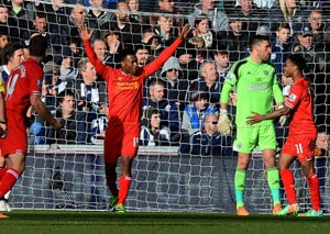 EPL: Liverpool drop points as West Brom force a 1-1 draw