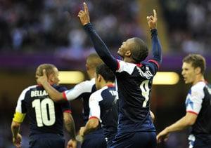 London 2012 Football: Britain through to quarter-finals