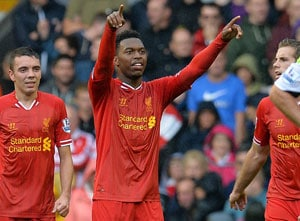 World Cup qualifier: Daniel Sturridge, Steven Caulker out of Moldova game
