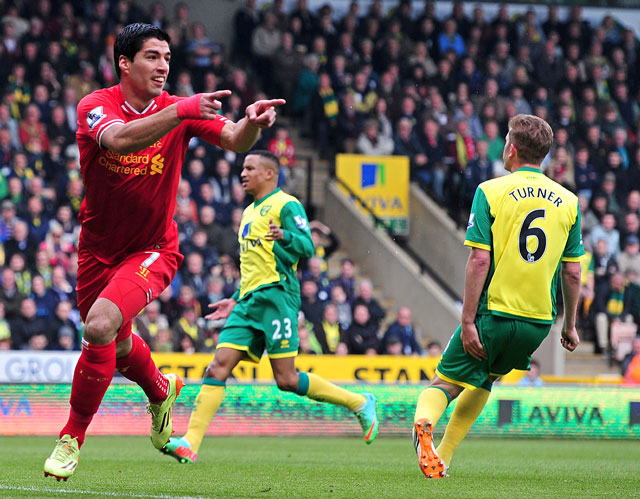 EPL: Liverpool beat Norwich City 3-2, Everton close gap on Arsenal for 4th place