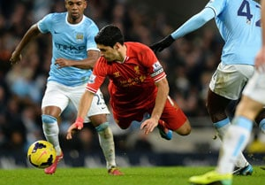 EPL: Arsenal F.C. profit as Manchester City beat Liverpool