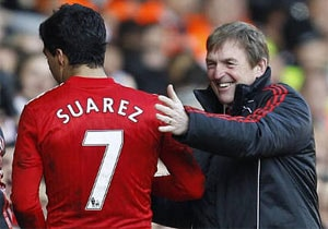 Dalglish denies Suarez row led to Liverpool axe