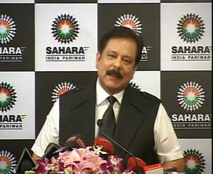 Sahara chief seeks Prime Minister's intervention in tennis row