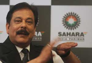Sahara-BCCI talks to continue on Monday