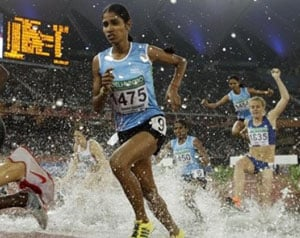Sudha Singh's Silver in 2013 Asian Athletics Championships Upgraded to Gold