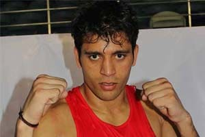 Sumit Sangwan, Vikash Malik in pre-quarters of World Boxing Championship; Mandeep Jangra bows out