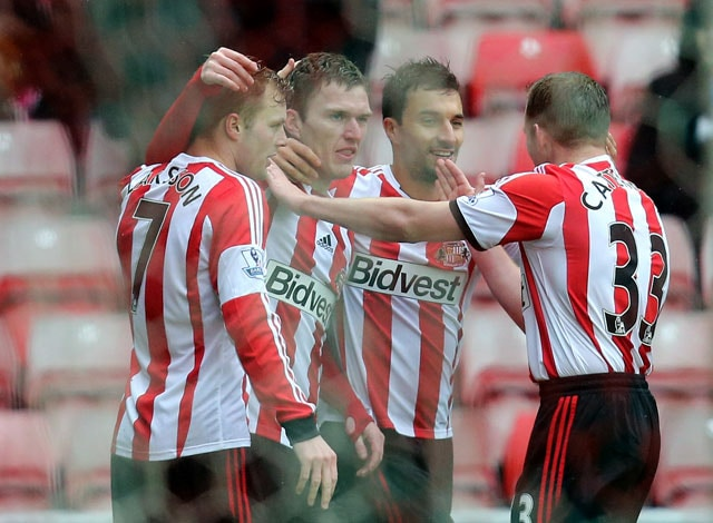 FA Cup: Craig Gardner scores in Sunderland's 1-0 win over Southampton