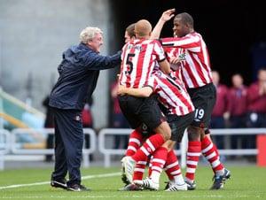 Stoke City surrender to Sunderland