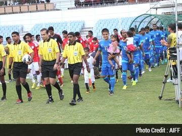 Sunil Chettri's late strike helps India draw Bangladesh in friendly