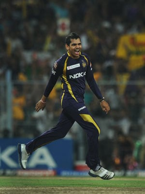 Sunil Narine has a golden arm: Sourav Ganguly