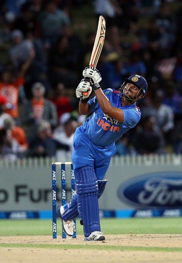 New Zealand vs India: Control the game in the mind, MS Dhoni tells Suresh Raina