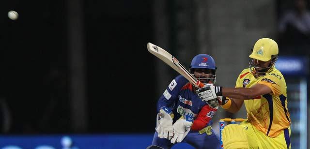 Live cricket score, Chennai Super Kings