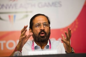 Suresh Kalmadi Interrogated As Witness in National Games Scam