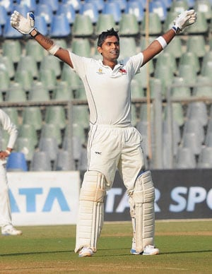 Ranji Trophy: Suryakumar Yadav's ton takes Mumbai to 306 for 7 against Maharashtra on Day 1